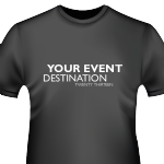 Your Event Stag Tshirt